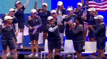 Solheim Cup TV Spot, '2021 Inverness Club' Song by SATV Music - Thumbnail 10