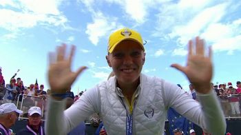 Solheim Cup TV Spot, '2021 Inverness Club' Song by SATV Music - Thumbnail 2