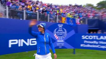 Solheim Cup TV Spot, '2021 Inverness Club' Song by SATV Music - Thumbnail 3