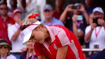 Solheim Cup TV Spot, '2021 Inverness Club' Song by SATV Music - Thumbnail 5
