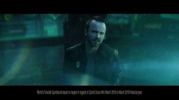 Bet365 TV Spot, 'Over 45 Million Members' Featuring Aaron Paul - Thumbnail 2