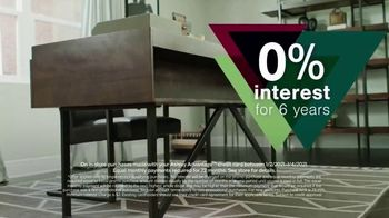 Ashley HomeStore New Years Sale TV Spot, 'Up to 25% Off: Extended' - Thumbnail 5