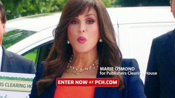 Publishers Clearing House TV Spot, 'What Would You Do: $5,000 a Week for Life' Featuring Marie Osmond - Thumbnail 1