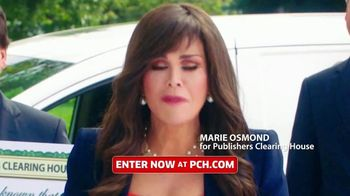 Publishers Clearing House TV Spot, 'What Would You Do: $5,000 a Week for Life' Featuring Marie Osmond - Thumbnail 2