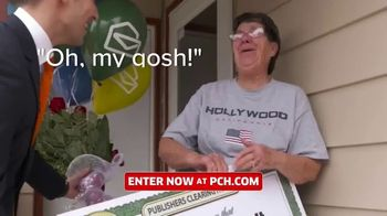 Publishers Clearing House TV Spot, 'What Would You Do: $5,000 a Week for Life' Featuring Marie Osmond - Thumbnail 4