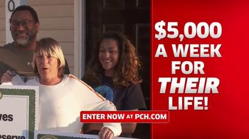 Publishers Clearing House TV Spot, 'What Would You Do: $5,000 a Week for Life' Featuring Marie Osmond - Thumbnail 8