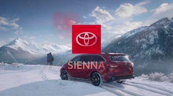 Toyota Sienna TV Spot, 'Cold' [T1] - Thumbnail 6
