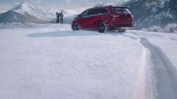 Toyota Sienna TV Spot, 'Cold' [T1] - Thumbnail 2