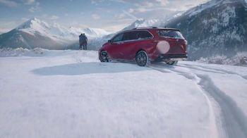 Toyota Sienna TV Spot, 'Cold' [T1] - Thumbnail 3
