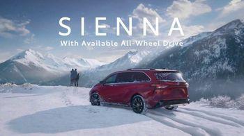 Toyota Sienna TV Spot, 'Cold' [T1] - Thumbnail 5