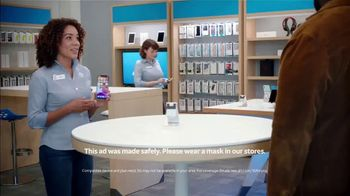 AT&T Wireless TV Spot, 'Lily Excited: $0 iPhone 12 Mini' - Thumbnail 1