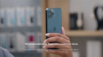 AT&T Wireless TV Spot, 'Lily Excited: $0 iPhone 12 Mini' - Thumbnail 2