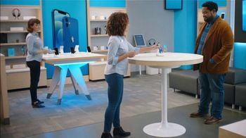 AT&T Wireless TV Spot, 'Lily Excited: $0 iPhone 12 Mini' - Thumbnail 3