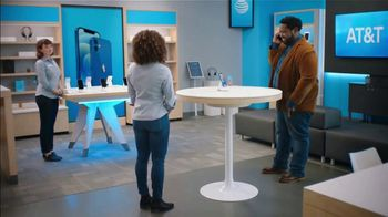 AT&T Wireless TV Spot, 'Lily Excited: $0 iPhone 12 Mini' - Thumbnail 6