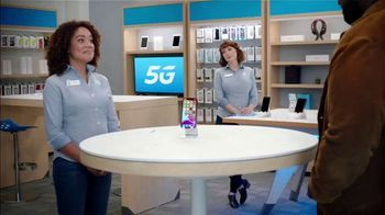 AT&T Wireless TV Spot, 'Lily Excited: $0 iPhone 12 Mini' - Thumbnail 9