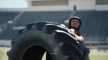 Subway TV Spot, 'Go Pro for Double the Protein' Featuring Marshawn Lynch