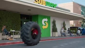 Subway TV Spot, 'Go Pro for Double the Protein' Featuring Marshawn Lynch - Thumbnail 4