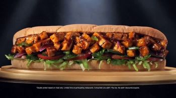 Subway TV Spot, 'Go Pro for Double the Protein' Featuring Marshawn Lynch - Thumbnail 7
