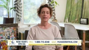 Plexaderm Skincare New Year's Special TV Spot, 'CEO: $14.95 Trial'