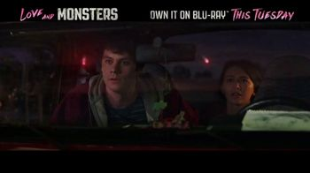 Love and Monsters Home Entertainment TV Spot - Thumbnail 1