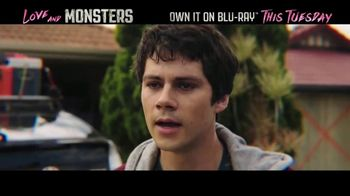 Love and Monsters Home Entertainment TV Spot - Thumbnail 3