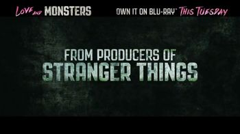 Love and Monsters Home Entertainment TV Spot - Thumbnail 4