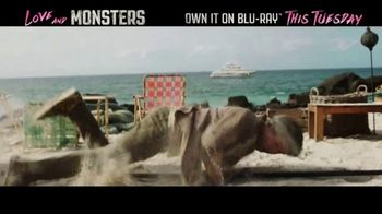 Love and Monsters Home Entertainment TV Spot - Thumbnail 5