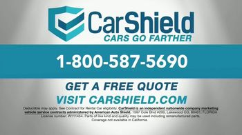 CarShield TV Spot, 'Time to Go Home' Featuring Chris Berman - Thumbnail 9