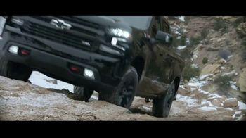 2021 Chevrolet Silverado Trail Boss TV Spot, 'Last Thing' [T1] - Thumbnail 5