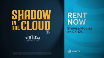 DIRECTV Cinema TV Spot, 'Shadow in the Cloud' - Thumbnail 10