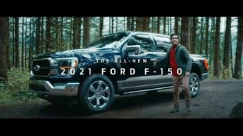 2021 Ford F-150 TV Spot, 'Never Not Working' [T1]