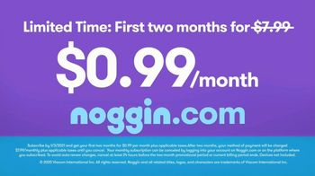 Noggin TV Spot, 'Premium Learning Service: $0.99 per Month' - Thumbnail 7