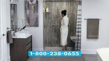 Jacuzzi Bath Remodel TV Spot, 'Tub-to-Shower Conversion' - Thumbnail 10