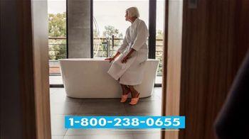 Jacuzzi Bath Remodel TV Spot, 'Tub-to-Shower Conversion' - Thumbnail 2