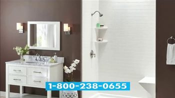 Jacuzzi Bath Remodel TV Spot, 'Tub-to-Shower Conversion' - Thumbnail 7