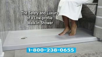 Jacuzzi Bath Remodel TV Spot, 'Tub-to-Shower Conversion' - Thumbnail 8