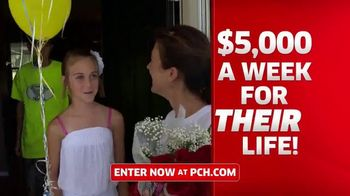 Publishers Clearing House TV Spot, 'Real People: $5,000 a Week for Life' Featuring Marie Osmond - Thumbnail 7