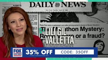 FOX Nation TV Spot, 'Who Can Forget?: 35% Off' - Thumbnail 9