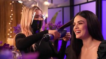Hot Tools Signature One-Step TV Spot, 'ABC Dick Clark's New Year's Rockin' Eve' Featuring Lucy Hale