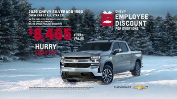 Chevrolet Employee Discount for Everyone TV Spot, 'Giving' [T2] - Thumbnail 4