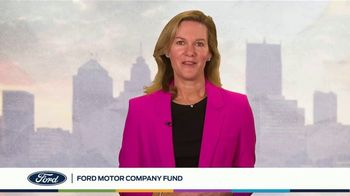 Ford Motor Company Fund TV Spot, 'The Empowerment Plan'