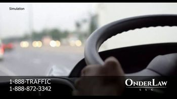 Onder Law Firm TV Spot, 'Serious Auto Accident: Commercial Vehicles'