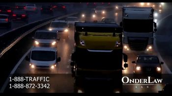 Onder Law Firm TV Spot, 'Serious Auto Accident: Commercial Vehicles' - Thumbnail 7