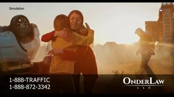 Onder Law Firm TV Spot, 'Serious Auto Accident: Commercial Vehicles' - Thumbnail 9