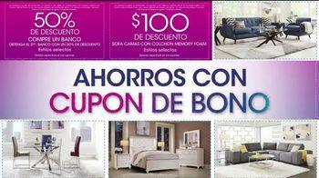 Rooms to Go Cupones de Bono de Año Nuevo TV Spot, 'Por tres días' [Spanish] - Thumbnail 5