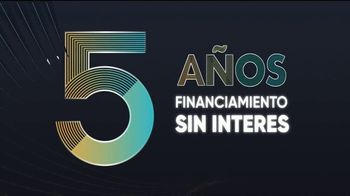 Rooms to Go Venta de Año Nuevo TV Spot, 'Adios 2020: cinco años de financiamiento sin interés' [Spanish] - Thumbnail 8