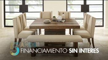 Rooms to Go Venta de Año Nuevo TV Spot, 'Adios 2020: cinco años de financiamiento sin interés' [Spanish] - Thumbnail 6