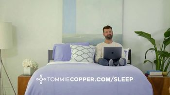 Tommie Copper Znergy Mattress TV Spot, 'Recovery Sleep System' - Thumbnail 10