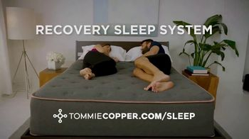 Tommie Copper Znergy Mattress TV Spot, 'Recovery Sleep System' - Thumbnail 4