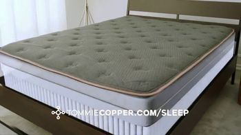 Tommie Copper Znergy Mattress TV Spot, 'Recovery Sleep System' - Thumbnail 6